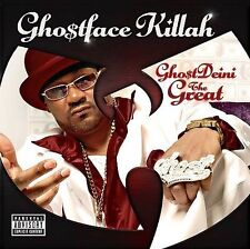 GHOSTFACE KILLAH - GhostDeini the Great [PA] New CD FREE 1ST CLASS SHIPPING