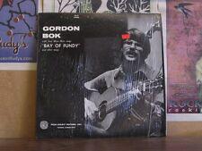 GORDON BOK, BAY OF FUNDY ANN MAYO MUIR - LP FSI-54