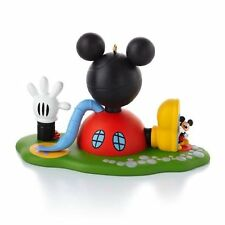 Mickey Mouse Clubhouse 2013 Hallmark Ornament Disney Junior Mouseketeers Toodles