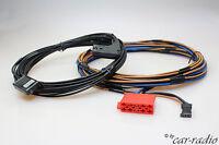 Mercedes CD-Wechsler D2B Lichtleiterkabel 1m MC3010 MC3110 MC3111 MC3198 MC3298