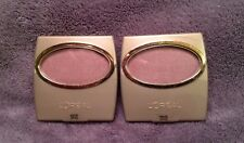2 L'OREAL Wear Infinite EYESHADOWS ~ MAUVE ON ICE ~ NEW EXCELLENT CONDITION !!!