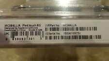 Brand New Factory Sealed Apple iPod Touch 8GB 2nd Generation (MC086LL/A)