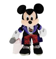 Disney Parks Mickey Rock 'n' Roller Coaster Plush New with Tags