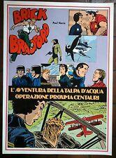 BRICK BRADFORD - L'AVVENTURA DELLA TALPA D'ACQUA gertie daily 127 comic art 1982