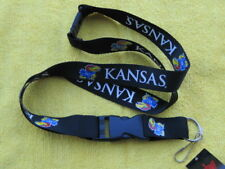 NCAA Kansas Jayhawks Breakaway Lanyard Key chain