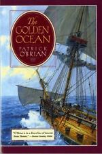 Golden Ocean by Patrick O'Brian PB Historical Sea Novel