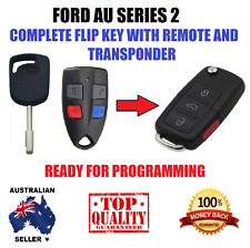 FORD AU2  FALCON FAIRMONT FPV XR6 XR8 REMOTE FLIP KEY 1999 - 2002 SERIES 2