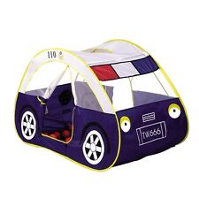 Large Police Car Toy Beach Park Game House Fun Child Baby Kids Toddler Play Tent