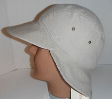 STETSON HAT WITH NECK COVER FLAP TAN medium