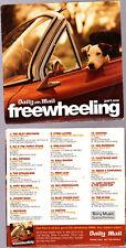 Promo CD, Freewheeling, Kula shaker, Meat Loaf, Gary Puckett, Van Morrison