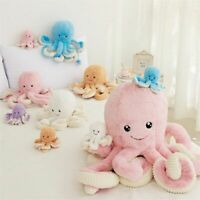Funny Cute Octopus Stuffed Soft Plush Doll Pillow Lovely Animal Toy Gift For Kid