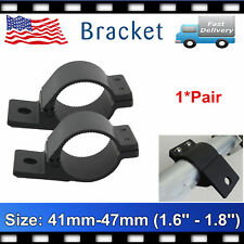 41mm-47mm Motorcycle Fork Clamp Headlight Turn Signal Mount Holder Alloy Bracket