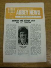 29/10/1976 Cambridge United v Torquay United  (Light Crease). Thank you for view