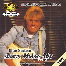 123 - BLUE SYSTEM - Dance Maker Mix vol.2 (DJ Beltz) /1CD - MODERN TALKING