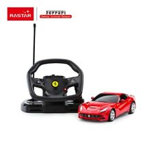 Ferrari Remote Control Car (Steering Wheel, LED Lights, Sound Effect and More )