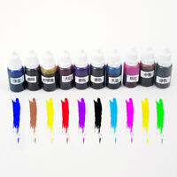 Translucent Pigments For Clear Casting Resin Epoxy & Polyester Color Random