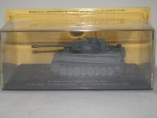 1/72 WW2 ATLAS DEAGOSTINI TIGER TANK AUSF E 1943 PANZER GROSS DIV  MINT BOXED