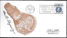 "US Space Cover 1961. Shepard ""Mercury - Redstone 3"". ""Freedom 7"" ##02"