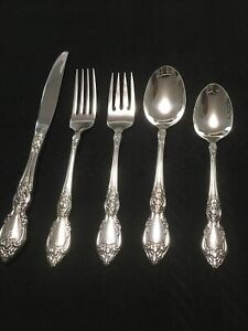 Oneida WORDSWORTH Stainless OCO Glossy Flatware - YOUR CHOICE OF SETS