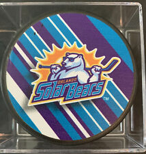 Orlando Solar Bears Collectors Souvenir Hockey Puck!!! ECHL