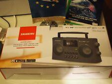 Sangean WFR-29 C Portable Stereo (Digital Audio Broadcast (DAB), MP3, Internet R