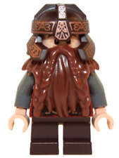 NEW LEGO GIMLI FROM SET 71220 THE HOBBIT AND THE LORD OF THE RINGS (DIM007)