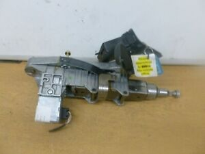 RENAULT ESPACE AUTHENTIQUE DCI 2004 STEERING COLUMN & IGNITION SWITCH