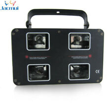 Nightclub Pro Superior quality 4 lens laser light For Wedding Show Stage