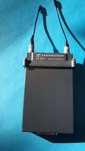 Sennheiser EK3041 - U + GA 3041-15 | 582 - 606 MHz | Diversity Receiver | L Band