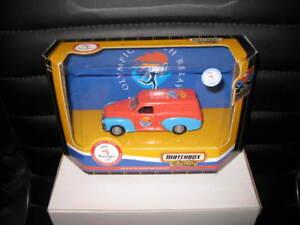 1/43 MATCHBOX HOLDEN FJ VAN SYDNEY 2000 OLYMPIC TORCH RELAY CAR #YYM38336  RARE