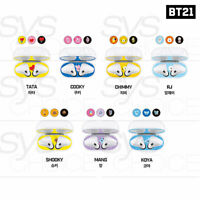 BTS BT21 Official Authentic Goods Airpods Dust Guard  Sticker By Gcase + Track#