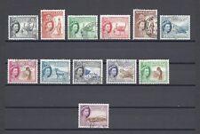 SOMALILAND 1953-58 SG 137/48 USED Cat £65