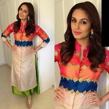 Indian Stylish Designer Party Anarkali Patiala Suit Salwar Kameez Dress Women
