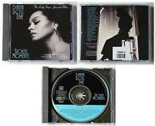 DIANA ROSS LIVE Stolen Moments / Lady Sings...Jazz And Blues .. EMI CLUB CD TOP