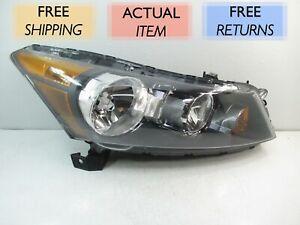 OEM 2008 2009 2010 2011 2012 Honda Accord Halogen Headlight RH/Right/Passenger