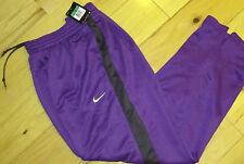Nike Team League Dri-Fit athletic pants NWT XL mens' purple 553405 552 $60