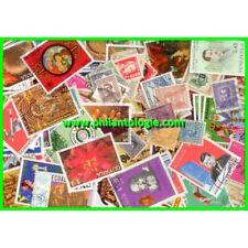 Amérique du Sud timbres de collection tous différents.