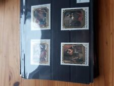 timbre luxembourg (th) lot 74   neufs   n1050/3   tableaux