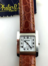 PHILIP WATCH TALES SH 20 OROLOGIO QUARZO ETA SWISS LADY VINTAGE NEW OLD STOCK