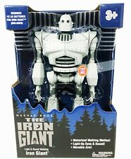 """The Iron Giant Walking Motion Light Up 15"""" Action Figure New in Original Package"""