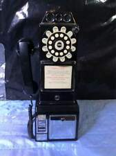 Thomas classic edition 1956 model public coin Payphone wall reproduction