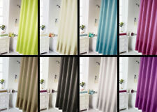 LUXERY WATERLINE PLAIN SHOWER CURTAINS.