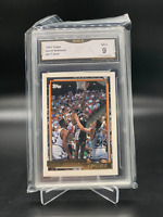 1992-93 Topps Gold David Robinson #277 GMA Graded 9 Mint