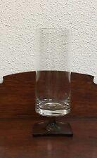 Rosenthal Berlin Fuß Rauchglas - Georg  B. Jensen - Glas Bierglas Wasser 17cm