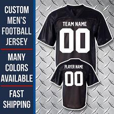 Custom Football Jersey **** Fan Jersey **** Flag Football **** Customize It