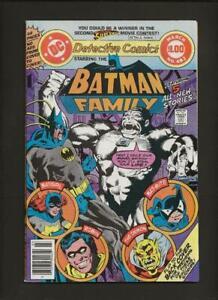 Detective Comics #482 NM- 9.2 High Res Scans