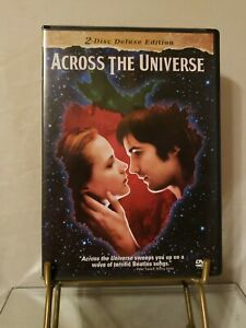 Across the Universe (DVD, 2008, 2-Disc Set)