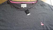 Next Brand New Grey Dusty Pink Stripe Pyjamas Set BNWT Extra Small Regular XS **