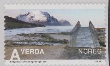 2010 NORWAY HELGELAND nature stamp   NK 1753   MNH