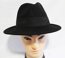 new Godfather hat satin lined Top Quality western cowboy indiana jones fedora
